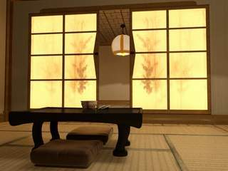 Japanese house interior 06