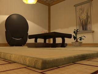 Japanese house interior 07