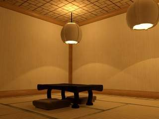 Japanese house interior 08